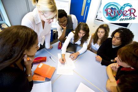 Обучение в группах английскому