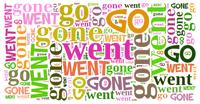 Irregular verbs 3